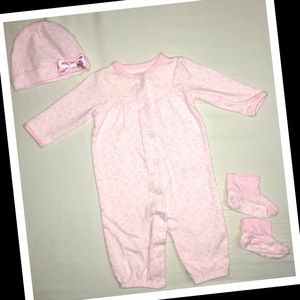 Carters newborn baby girl outfit set✨NWOT✨